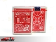 Tally-Ho No.9 (Fan/Red)