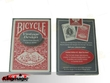 Bicycle Vintage New Fan Back (Red)