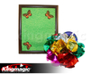 Spring Flowers Mylar (Mini)