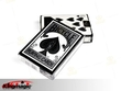 Bicycle Silver&White Playing Cards