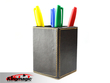 Color Pen Prediction Leather Pen Holder