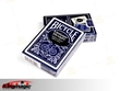 Bicycle Vintage Safety Back Playing Cards (Blue)