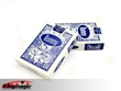 Bicycle Rummy playing card (Blue)