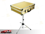 Stage Tripod Table (Gold)