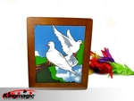 Dove Frame Magic