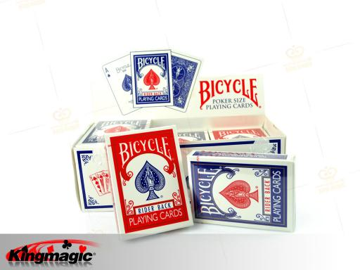 Bicycle 808 Playing Cards (White Red)