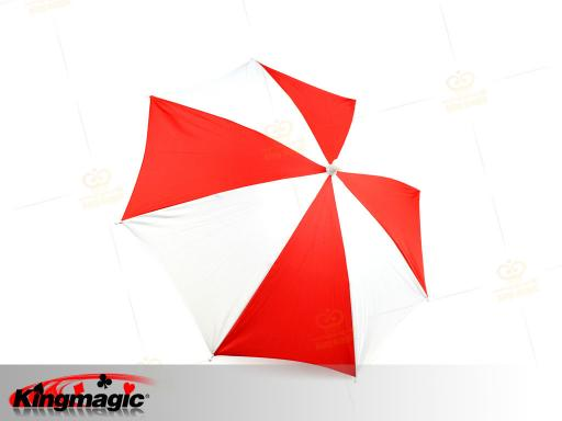 Red White Umbrella Production (Small)