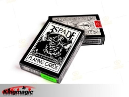 Bicycle Black Tigers Deck I