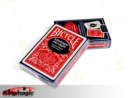 Bicycle Rummy playing card (Red)