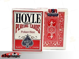 Hoyle Fashion Playing Cards (Red)