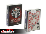 Fournier poker cards WSOP Jumbo marked cards (RED/BLUE) send us